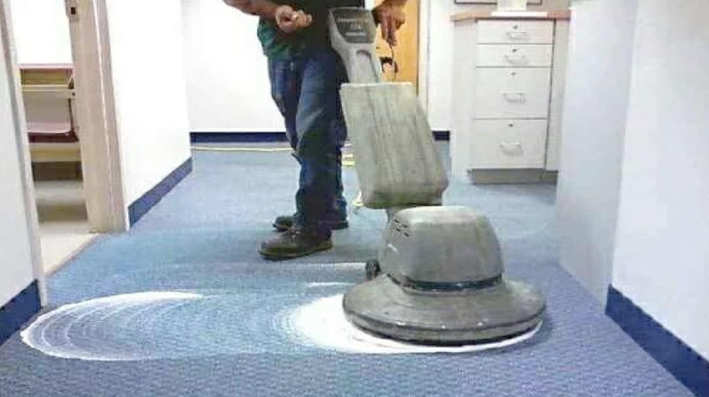pulizie moquette